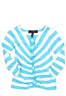 Jessica Simpson Praline Stripe Top Toddler Girls