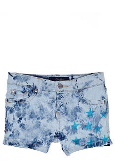 Jessica Simpson Shadow Shorts Toddler Girls