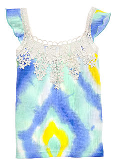 Jessica Simpson Tiwi Tie Dye Top Toddler Girls