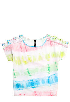 Jessica Simpson Hudson Tie Dye Top Toddler Girls