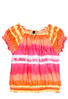 Jessica Simpson Tie Dye Top Toddler Girls
