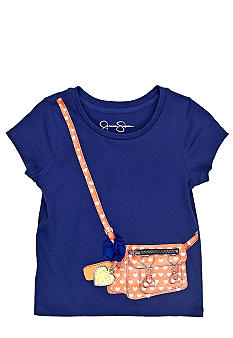 Jessica Simpson Purse Tee Toddler Girls