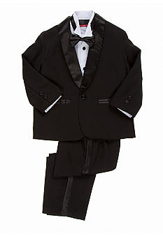 Will Logan Shawl Collar Tuxedo Toddler Boy