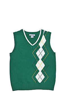 Kitestrings Argyle Sweater Vest Toddler Boys
