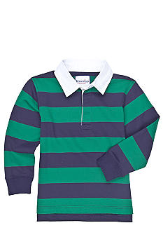 Kitestrings Stripe Polo Toddler Boys