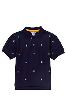 Kitestrings Argyle Shiftly Polo Toddler Boys