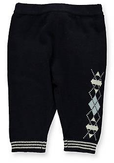 Kitestrings® Navy Argyle Sweater Pants
