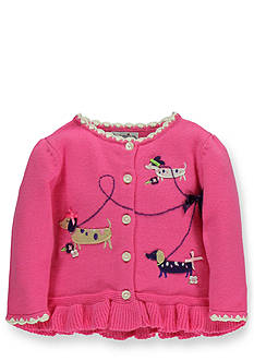 Hartstrings Puppy Love Cardigan Sweater