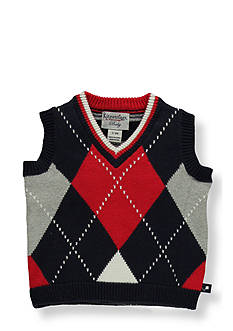 Kitestrings® Diamond Pattern Sweater Vest