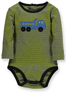 Kitestrings® Truck Patch Knit Bodysuit