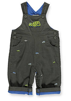 Kitestrings® First Truck Woven Overalls