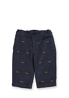 Kitestrings® Dog Pattern Corduroy Pants