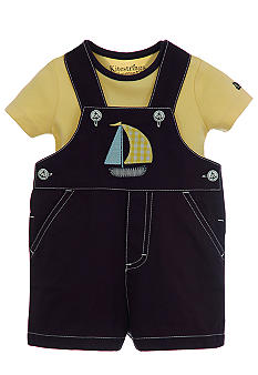 Kitestrings 2-Piece Sailboat Shortall Set