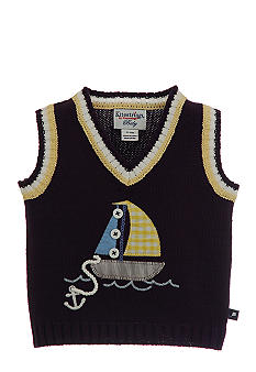 Kitestrings Sailboat Sweater Vest