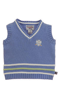 Kitestrings Golf Embroidery Sweater Vest