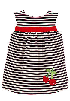 Hartstrings Stripe Knit Dress