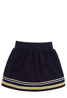 Hartstrings Ribbon Trim Skirt Toddler Girls