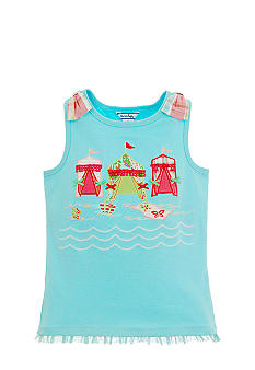 Hartstrings Cabana Tank Toddler Girls