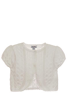Hartstrings Shrug Sweater Toddler Girls