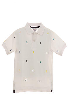 Kitestrings Anchor Polo Toddler Boys
