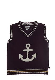 Kitestrings Anchor Sweater Vest Toddler Boys