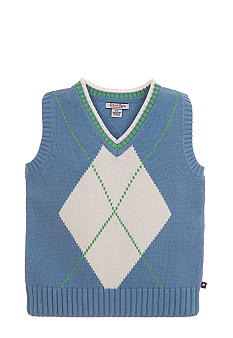 Kitestrings Argyle V-Neck Sweater Vest Toddler Boys