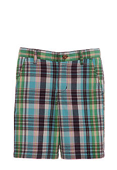 Kitestrings Plaid Short Toddler Boy