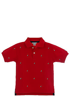 Kitestrings Sailboat Polo Toddler Boys