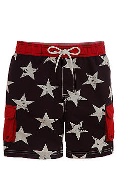 Kitestrings Star Swim Shorts Toddler Boys