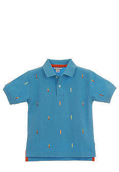 Kitestrings Surfboard  Polo Toddler Boys