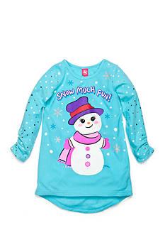J. Khaki Snow Much Fun Night Gown Girls 4-16