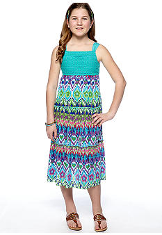 Bloome Hobo Maxi Dress Girls 7-16