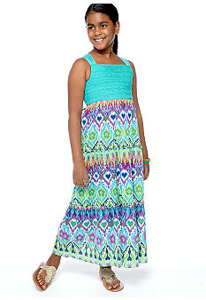 Bloome Hobo Maxi Dress Girls Plus