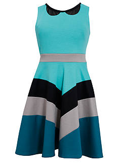 Bonnie Jean® Colorblock Dress Girls 7-16