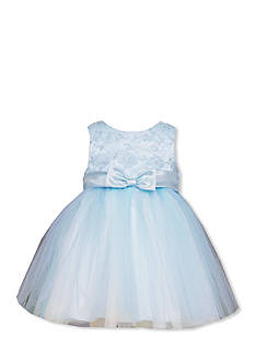 Bonnie Jean Embroidered Ballerina Dress Girls 4-6x