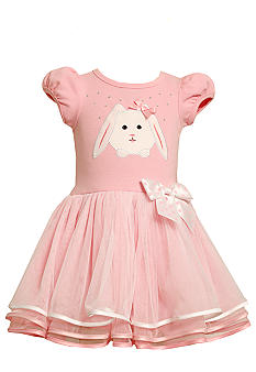 Bonnie Jean Bunny Tutu Dress Girls 4-6X