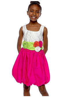Bonnie Jean Bubble Dress Girls 7-16
