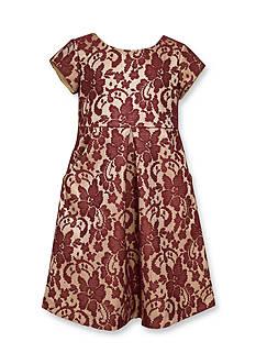Bonnie Jean Lace Dress Girls 4-6x
