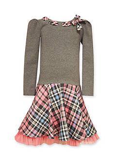 Bonnie Jean Drop Waist Skater Dress Girls 4-6x