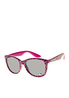 Riviera Hello Kitty Oversized Surf Sunglasses Girls 4-6x