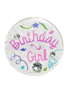 Riviera Birthday Girl Pinnable Clip