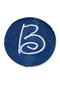 Riviera Grosgrain Wrapped Button