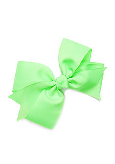 Riviera Large Solid Bow Barrette