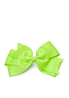 Riviera Large Basic Grosgrain Bow