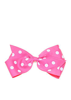 Riviera Large Fashion Bow with Dots