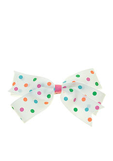 Riviera Fashion Bow with Dots