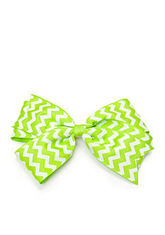 Riviera Large Fashion Chevron Bow