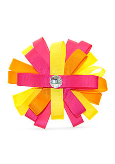 Riviera Loopy Flower Bow