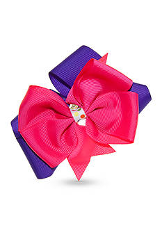 Riviera Two-Tone Double Layer Bow