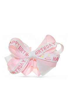 Riviera Happy Birthday Bow
